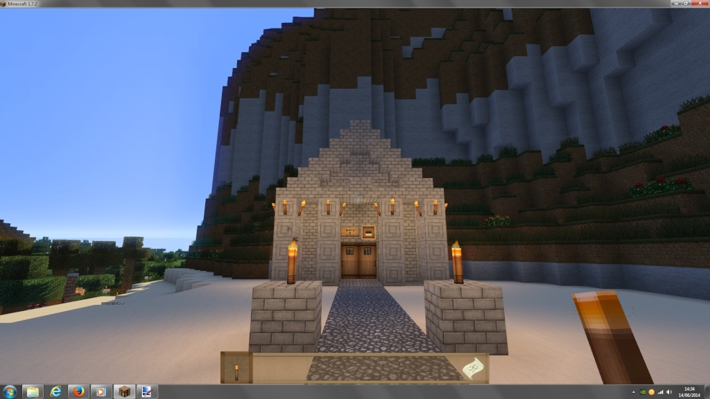 Minecraft: mes mondes/créations - Page 2 M3410