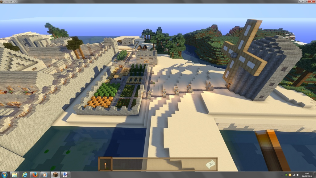 Minecraft: mes mondes/créations - Page 2 M3910