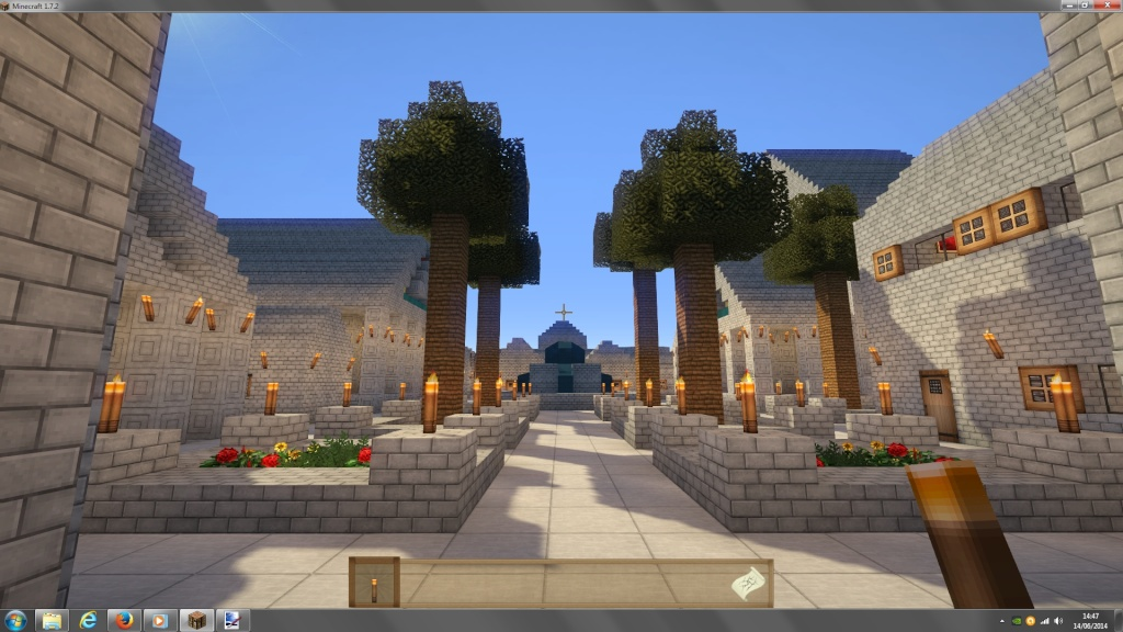 Minecraft: mes mondes/créations - Page 2 M4310