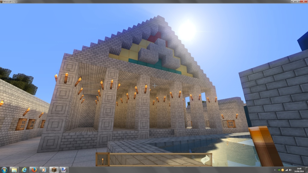 Minecraft: mes mondes/créations - Page 2 M4410