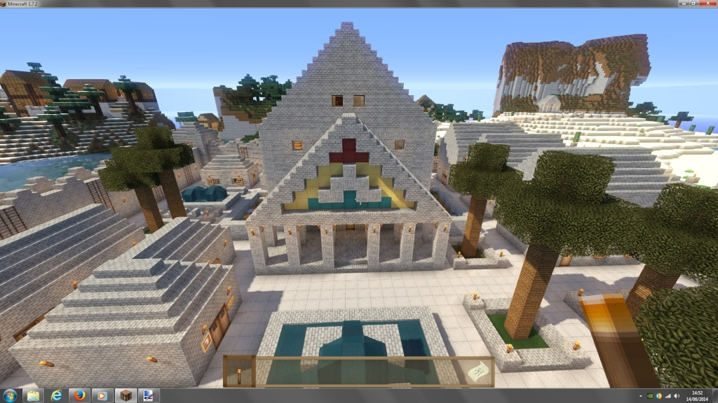 Minecraft: mes mondes/créations - Page 2 M4710