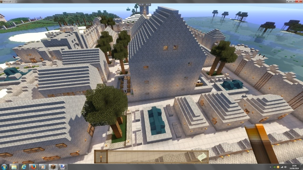 Minecraft: mes mondes/créations - Page 2 M4910