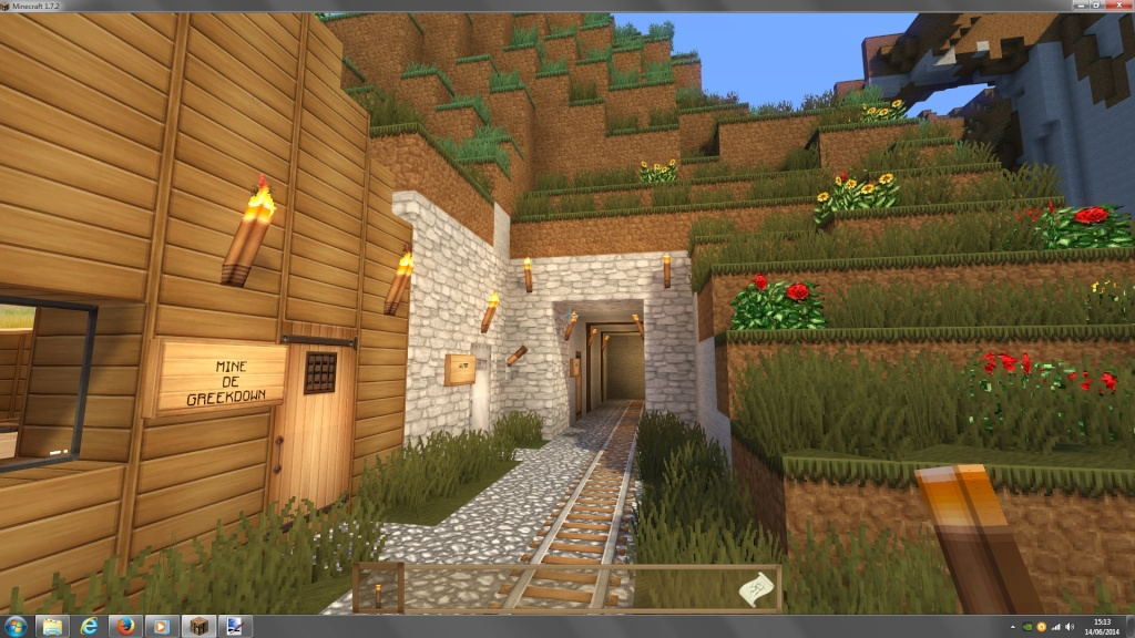 Minecraft: mes mondes/créations - Page 2 M6510