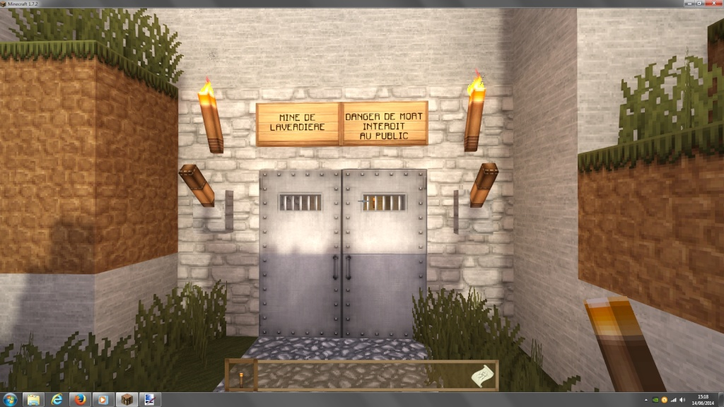Minecraft: mes mondes/créations - Page 2 M7110