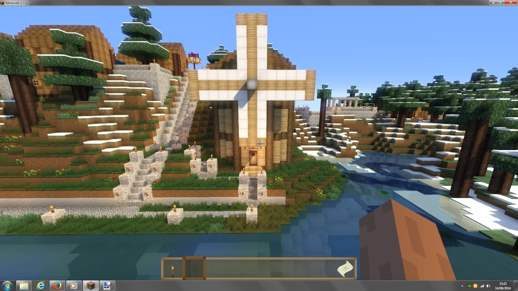 Minecraft: mes mondes/créations - Page 2 M7310