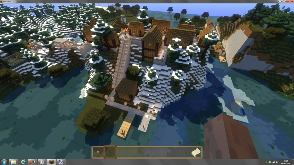 Minecraft: mes mondes/créations - Page 2 M7510