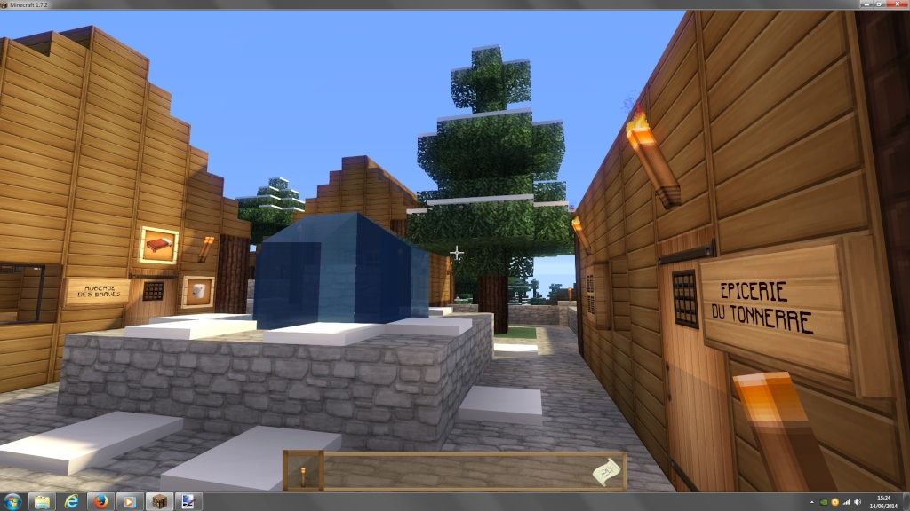 Minecraft: mes mondes/créations - Page 2 M7610