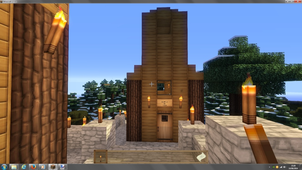 Minecraft: mes mondes/créations - Page 2 M7910