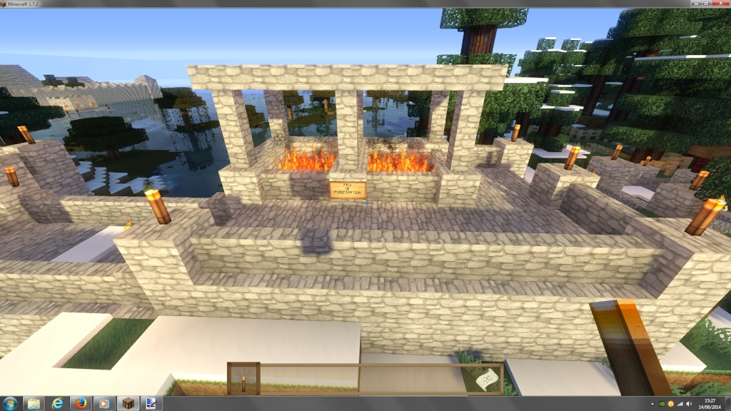 Minecraft: mes mondes/créations - Page 2 M8110