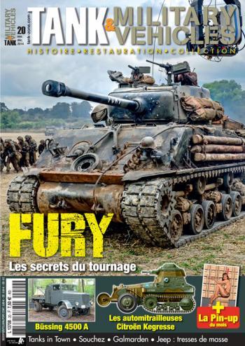 """FURY"" , le film - vos commentaires - Page 2 Numero10"