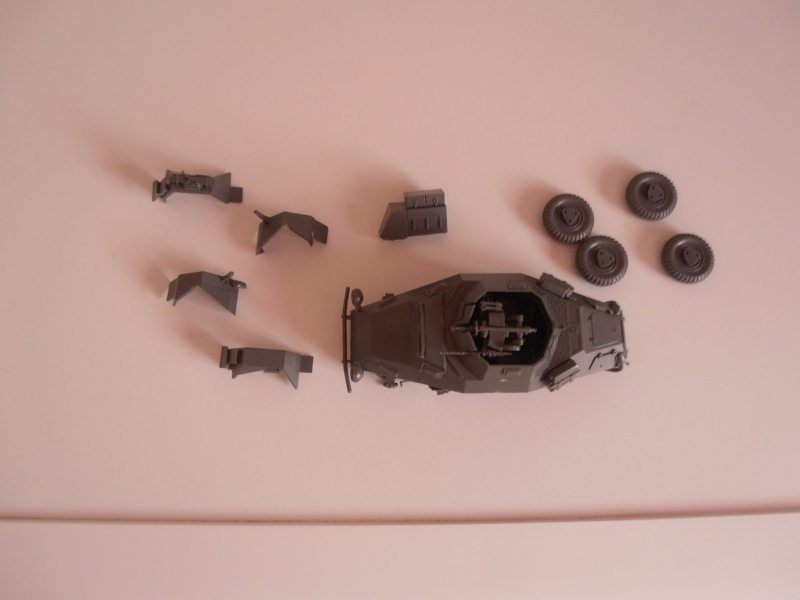 Sdkfz 222 ( Tamiya, 1/35eme ) P6230410