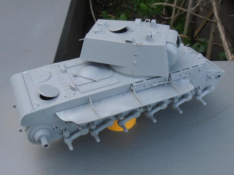 KV 1 Ehkranami ( le montage 1/35eme ) P7050515