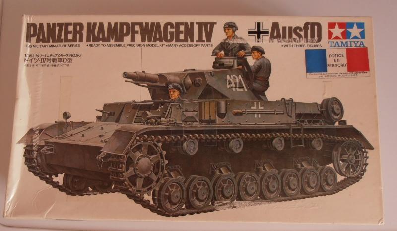 Panzer IV Ausf D ( tamiya 1/35eme ) P7060510