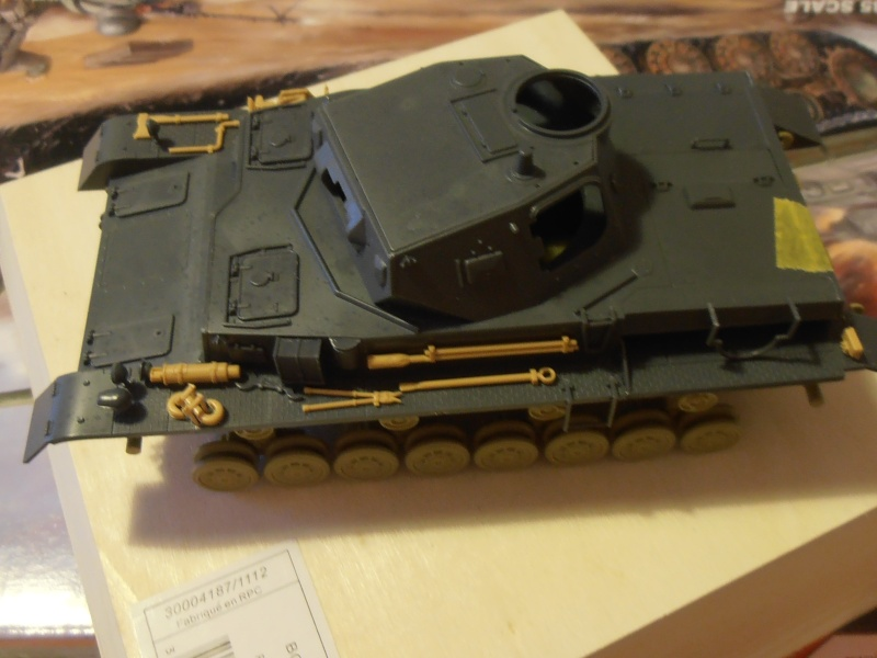 Panzer IV Ausf D ( tamiya 1/35eme ) P7060515