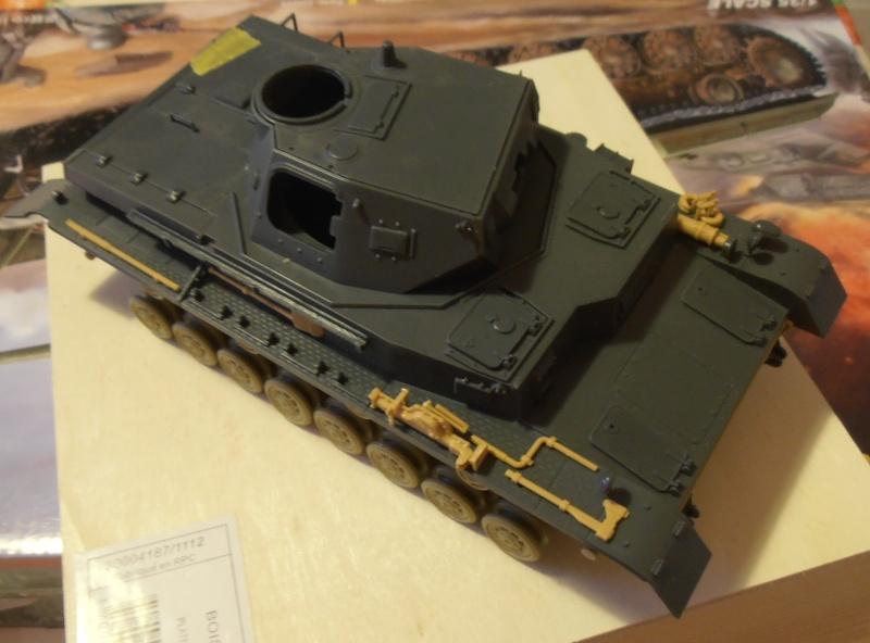 Panzer IV Ausf D ( tamiya 1/35eme ) P7060517