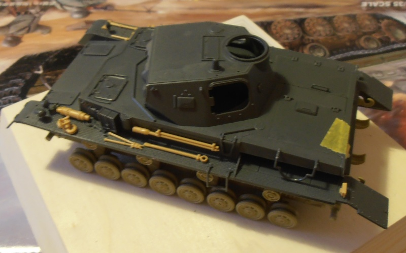 Panzer IV Ausf D ( tamiya 1/35eme ) P7060518
