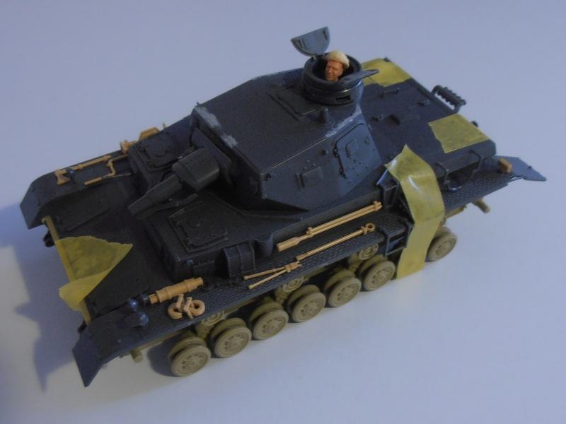 Panzer IV Ausf D ( tamiya 1/35eme ) P7070510