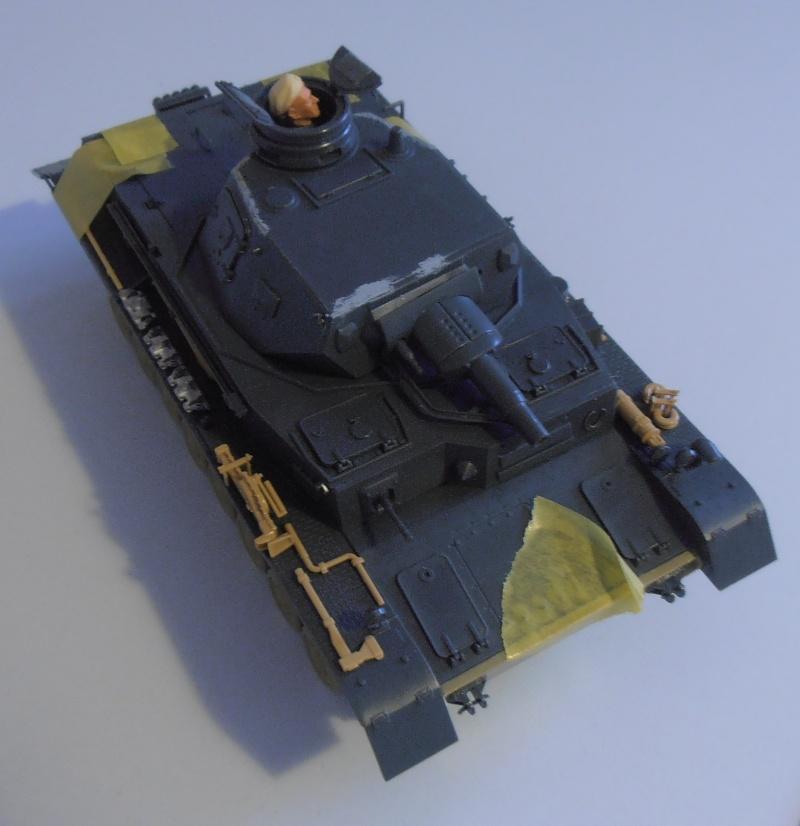 Panzer IV Ausf D ( tamiya 1/35eme ) P7070611
