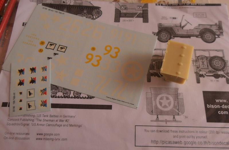 M5a1 stuart ( tamiya 1/35eme ) - Page 3 P7110610