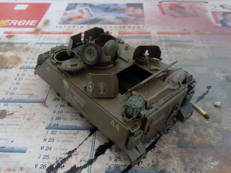 M113 ACAV ( tamiya 1/35eme ) - Page 2 P7310313