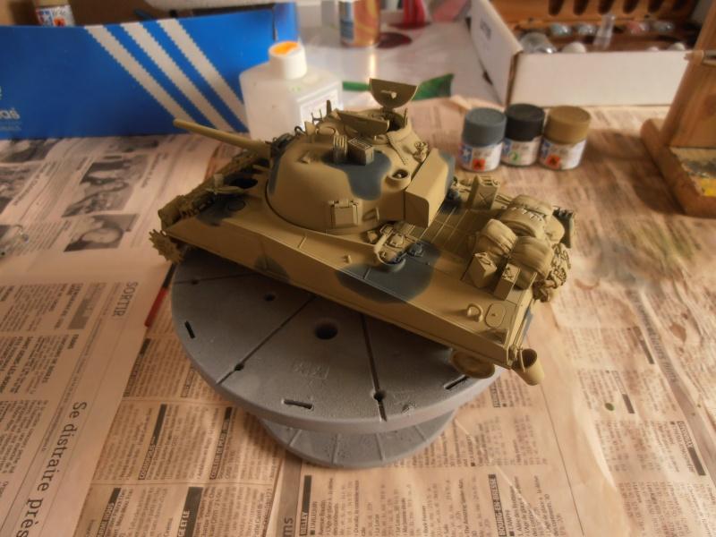 "Sherman MkIII "" Monte cassino "" la peinture. - Page 2 P9041113"