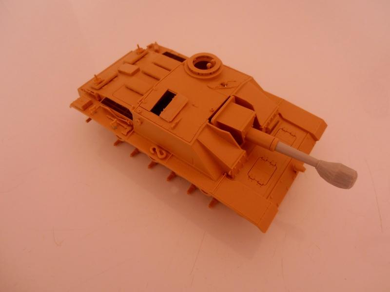 "Stug III ausf G "" 10,5 cm "" ( Tamiya, panzer art 1/35eme ) P9120510"