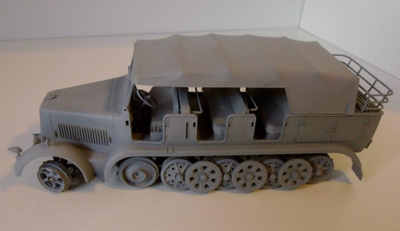 Sdkfz 7 ( tamiya 1/35eme ) Pa120210