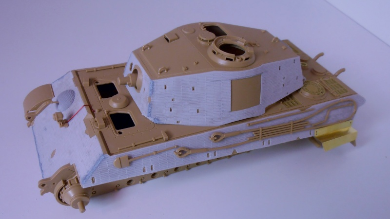 Tigre II ( tamiya/ E.T/ atak au 1/35eme ) Pa230210