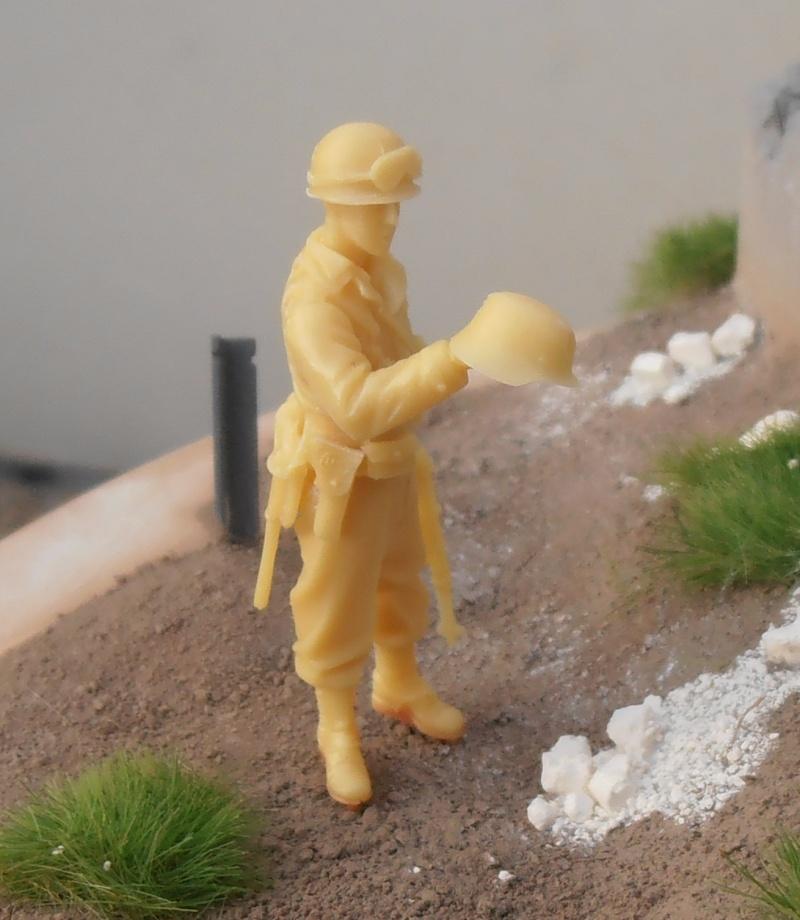 Le bunker ( verlinden 1/35eme ) Pc210819