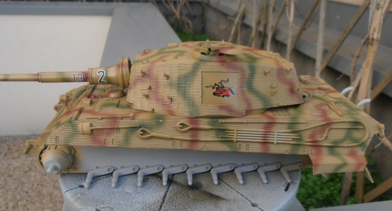 Tigre II ( tamiya/ E.T/ atak au 1/35eme ) - Page 3 Pc210824