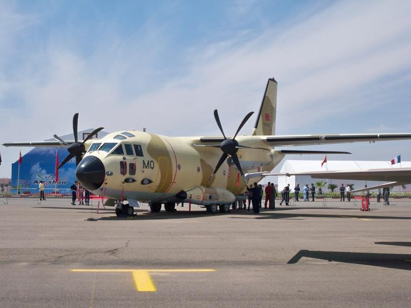 AeroExpo Marrakech 2012 / Marrakech Air Show 2012 - Page 5 201_2913