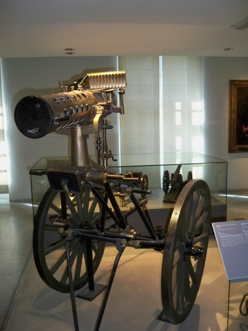Paris : Les Invalides Musée de l'Armée 201_3311