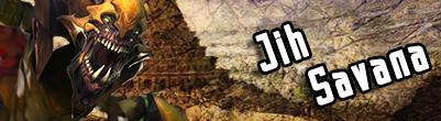 Jih - Savana