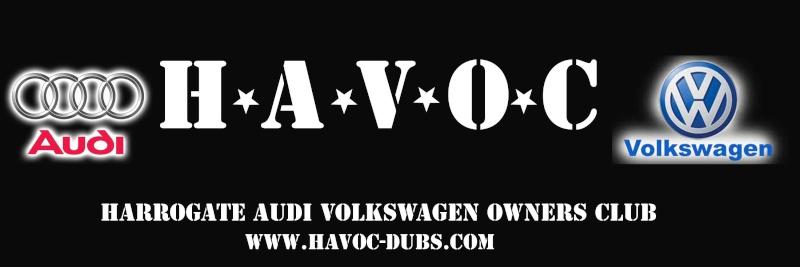 .H.A.V.O.C. Harrogate Audi VW Owners Club