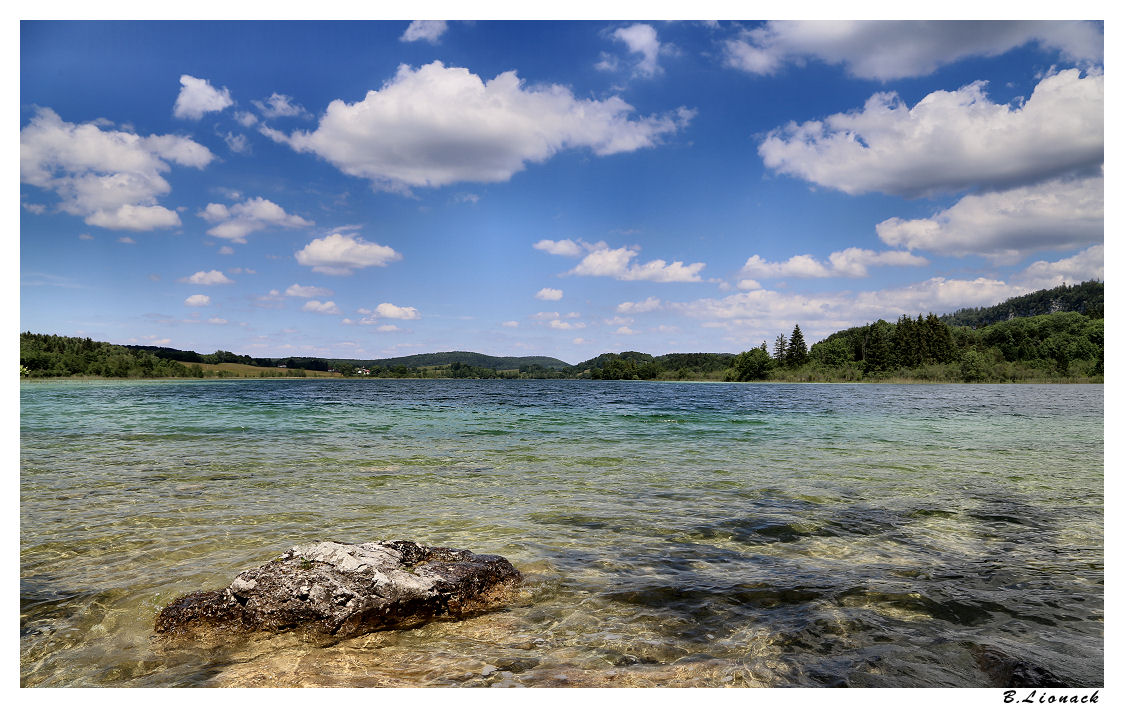 Lac d'Ilay Ilay10