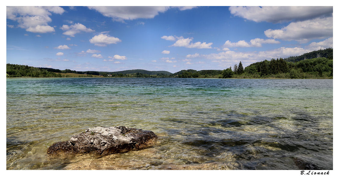Lac d'Ilay Ilay11