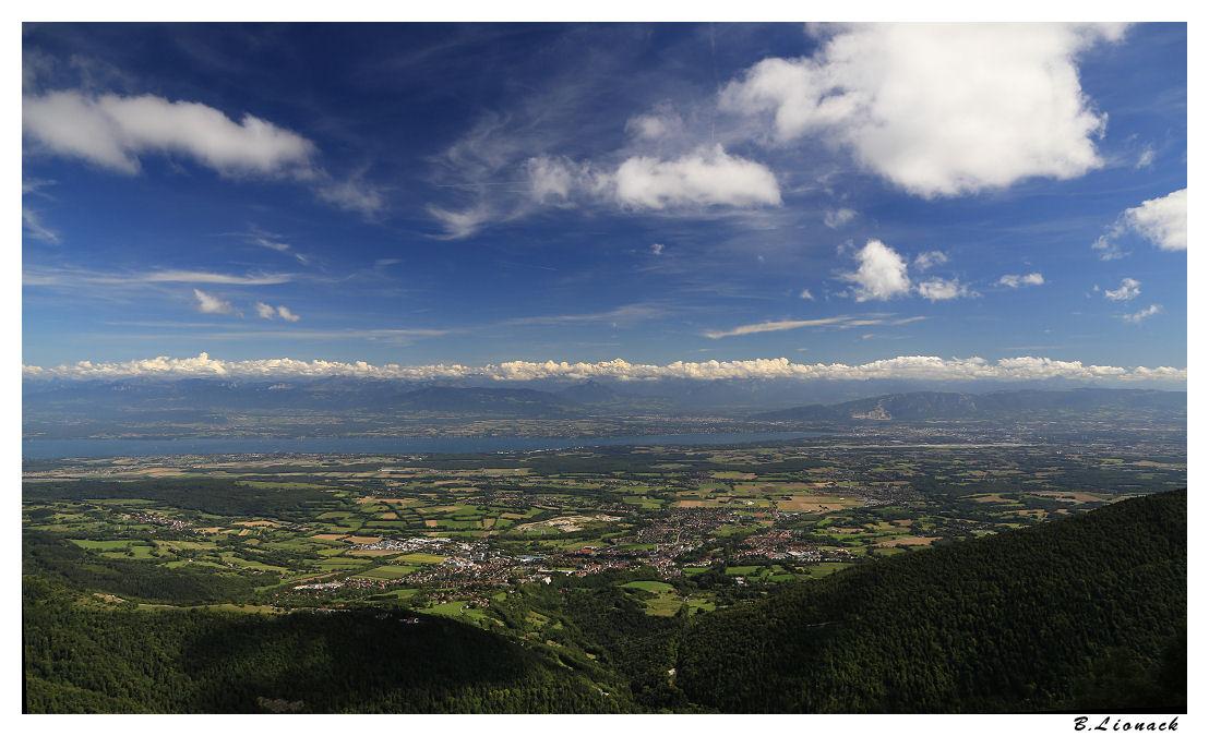 La chaîne du Mt Blanc... Mtblan10