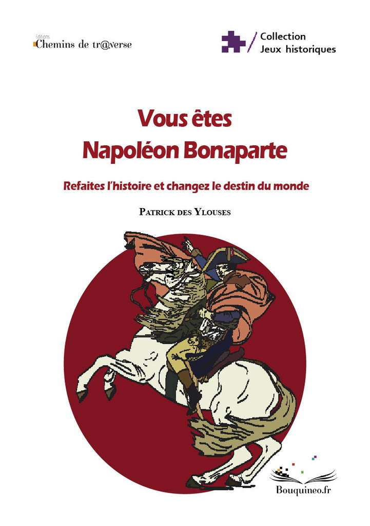 Vous êtes Napoléon Bonaparte Nap10