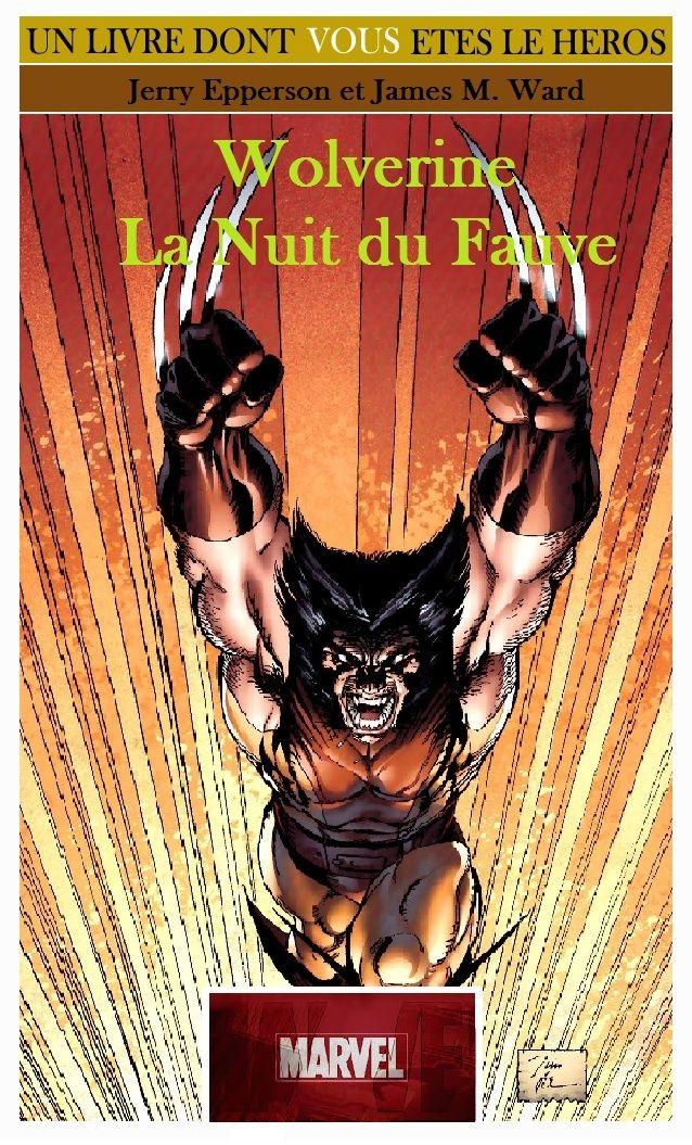 Les Super Héros Marvel 3 - La Nuit du Fauve Wolver10
