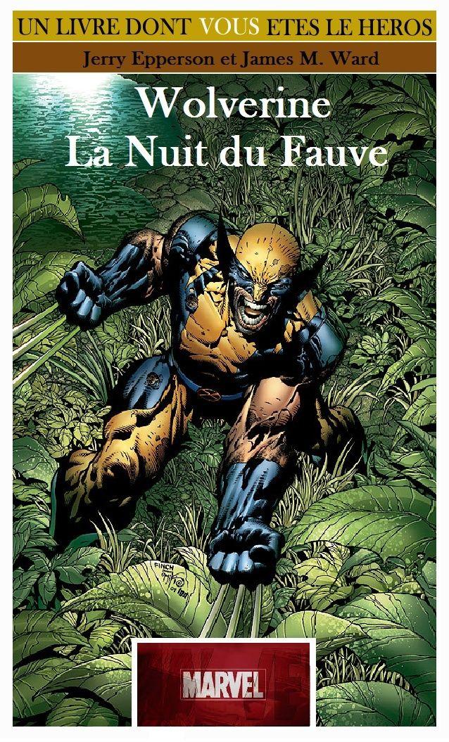 Les Super Héros Marvel 3 - La Nuit du Fauve Wolver11