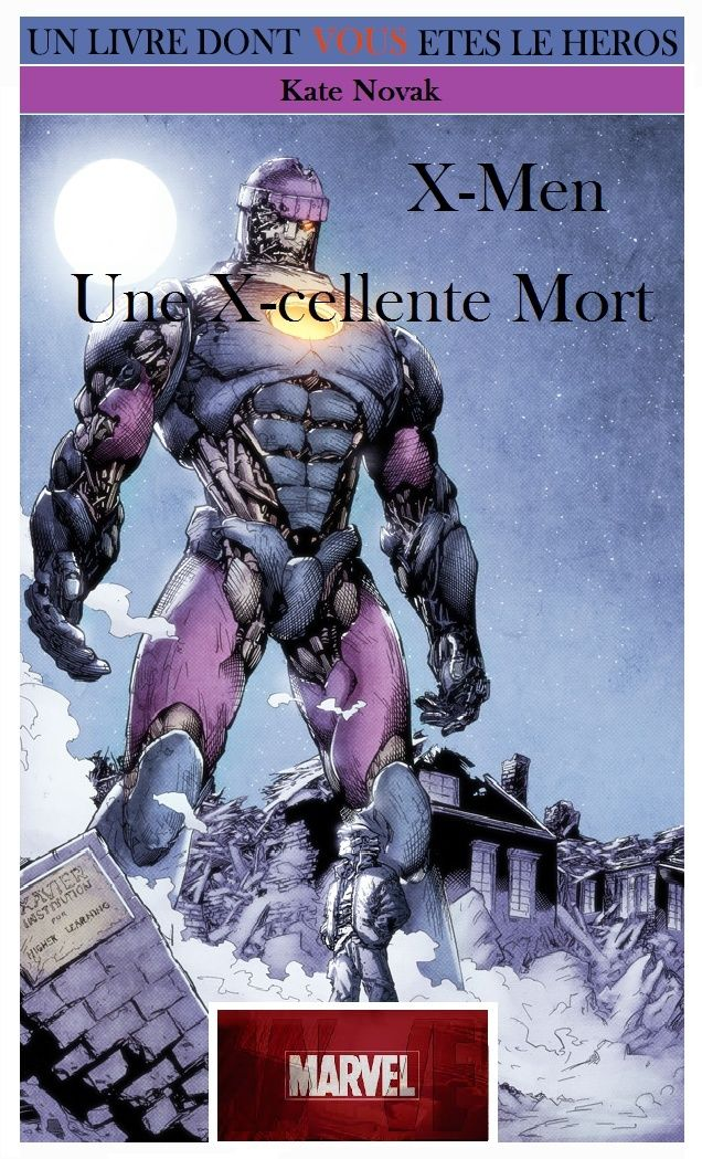 Couvertures alternatives fictives X-men10