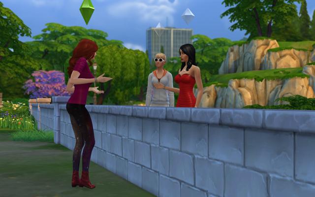 [Sims 4] Un souvenir de vos premiers instants de jeu - Page 2 D10