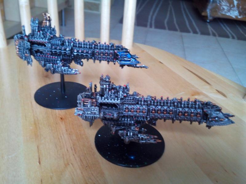 [Imperium / Nécrons] Mes flottes Navy et Imperial Fists + AM Img_2036