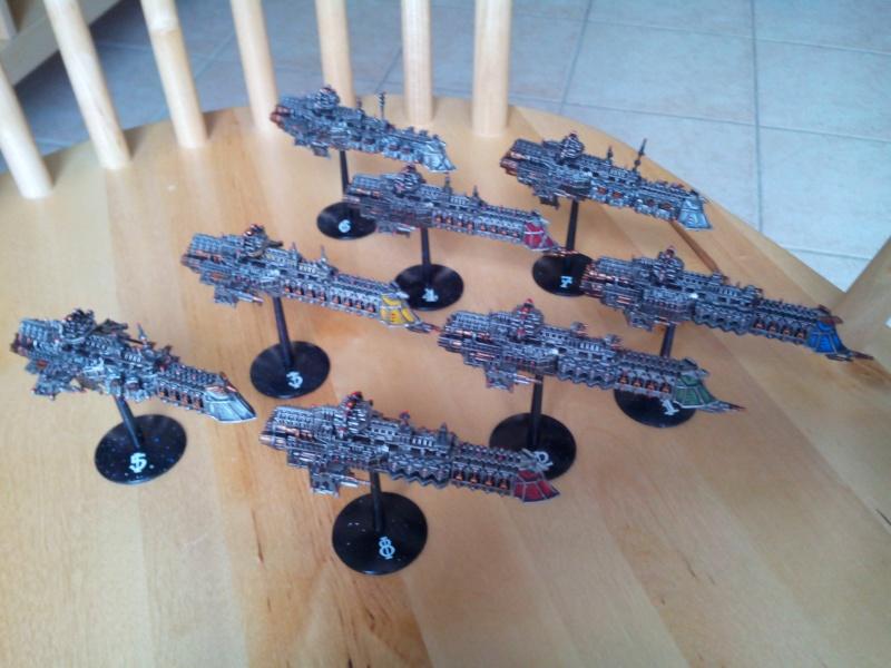 [Imperium / Nécrons] Mes flottes Navy et Imperial Fists + AM Img_2037