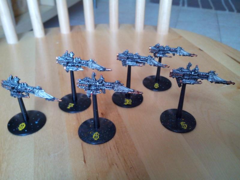 [Imperium / Nécrons] Mes flottes Navy et Imperial Fists + AM Img_2041