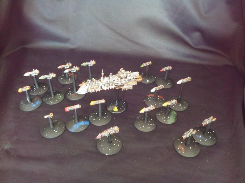 [Imperium / Nécrons] Mes flottes Navy et Imperial Fists + AM Img_2042