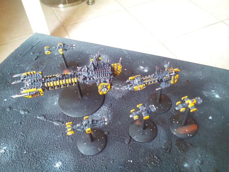 [Imperium / Nécrons] Mes flottes Navy et Imperial Fists + AM Img_2053