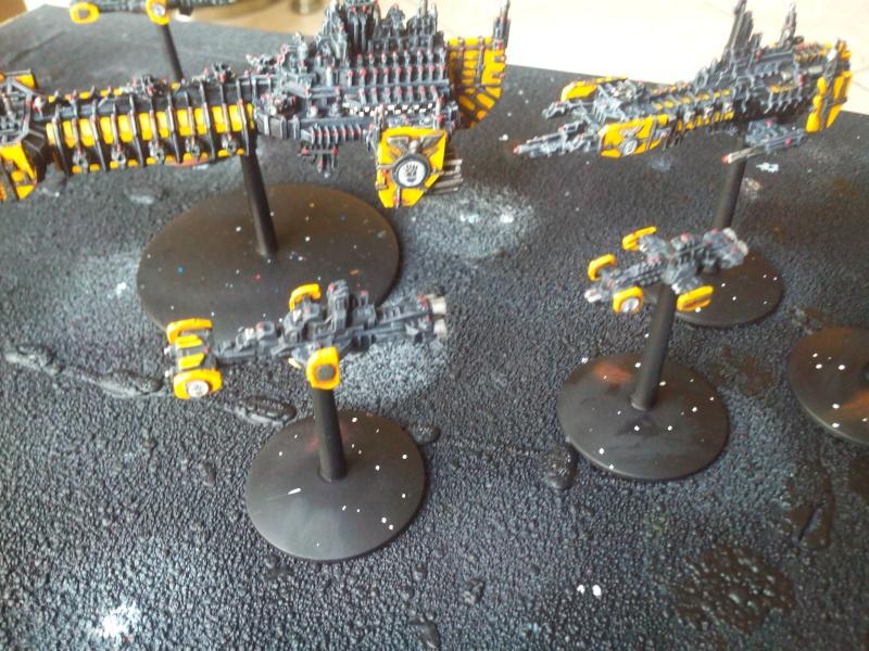 [Imperium / Nécrons] Mes flottes Navy et Imperial Fists + AM Img_2054