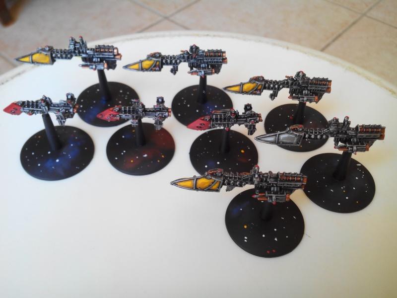 [Imperium / Nécrons] Mes flottes Navy et Imperial Fists + AM Navy10