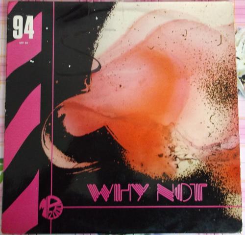 "Frank Duval - пластинка ""Why Not"" - ПЛЕЕР ДЛЯ ПРОСЛУШИВАНИЯ Front10"